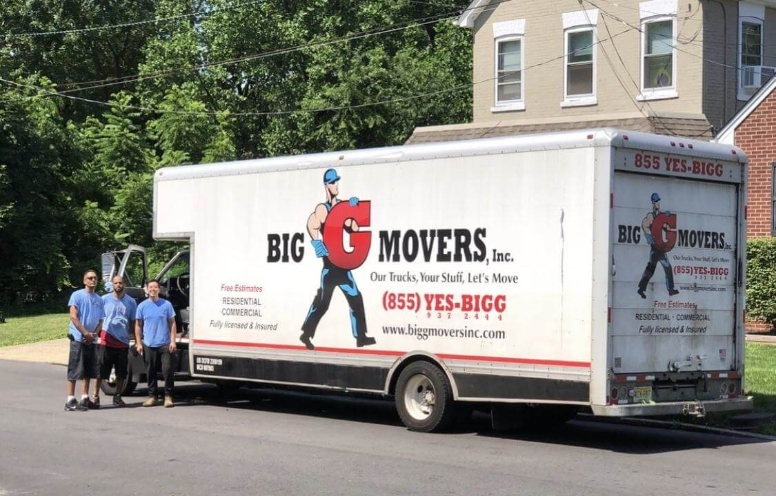 Big G Local Moves
