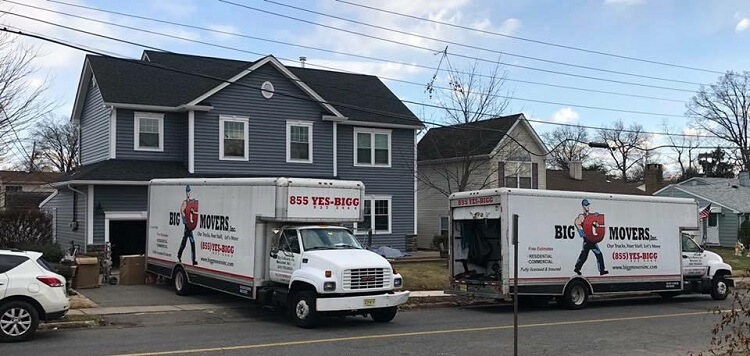 Local Movers Big G Movers